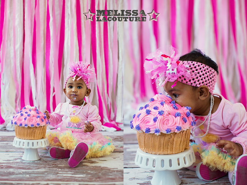 RI Baby Photography Cake Smash