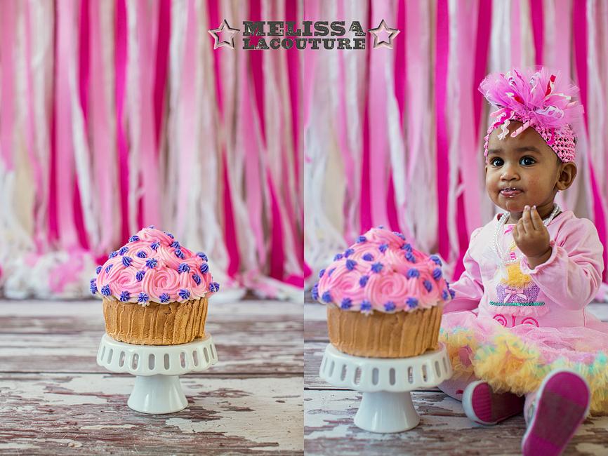 RI Baby Photography Cake Smash