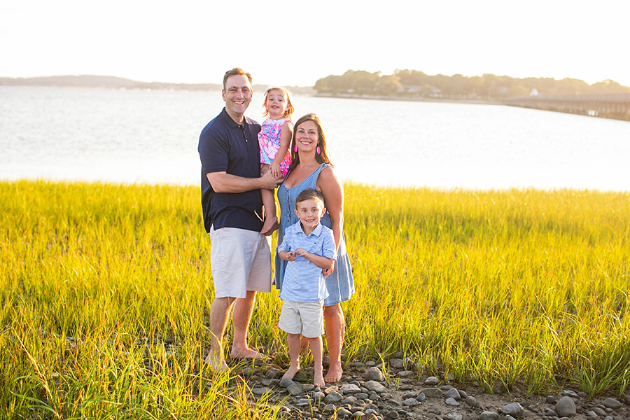 Duxbury Beach, Duxbury Beach Portrait, Beach Portrait, Family Portrait Session, RI Portrait Photographer, RI Family Photographer