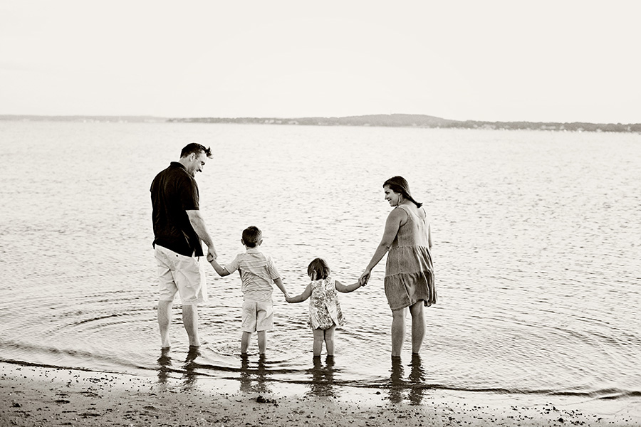 Duxbury Beach, Duxbury Beach Portrait, Beach Portrait, Family Portrait Session, RI Portrait Photographer, RI Family Photographer